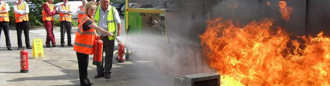 Corsi di formazione in campi di Stato di Emergenza , Formazione Antincendio e formazione riguardo le procedure di Evacuazione